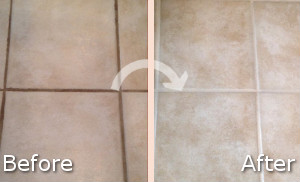 Kitchen Tiles Cleaning
